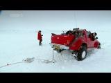 Top Gear - Путешествие на Северный полюс (Гонка)